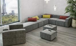 Новинка! Мягкая мебель для офиса Джаф