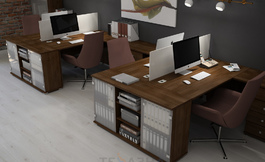 Новинка! Офисная мебель Space