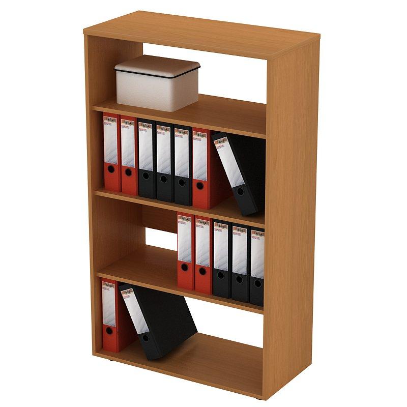 Купить шкаф книжный открытый 80x38x137 в москве.