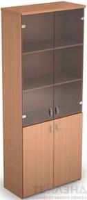 Шкаф комбинированный фото